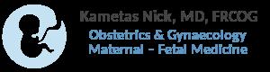 NICK KAMETAS, MD, FRCOG